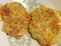 [寶寶食物-1y]馬鈴薯蔬菜煎餅