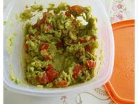 墨西哥酪梨沙拉醬(guacamole)