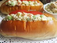 鮮蔬鮪魚蛋沙拉(零廚藝)