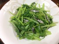 小魚乾莧菜
