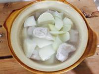 清甜竹筍排骨湯