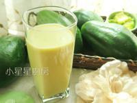 酪梨蜂蜜布丁牛奶,做出香濃好喝的密訣