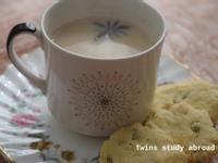 印度香料奶茶 (chai)