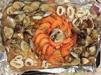 15分鐘西班牙烤海鮮