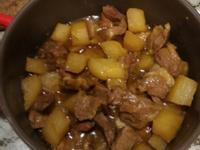 微波爐版馬鈴薯燉肉