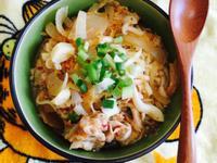 韓式部隊鍋-五木拉麵