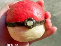 神奇寶貝球饅頭