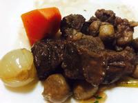 法式紅酒燉牛肉-鑄鐵鍋