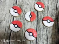 寶可夢Pokémon寶貝球糖霜餅乾