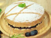 維多利亞海綿蛋糕『藍莓果醬』