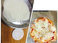水餃皮PIZZA 脆餅   好吃披薩