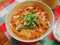 韓式泡菜嫩豆腐鍋