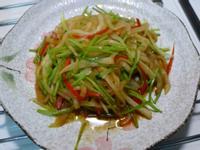 品靚上菜-香根蘿蔔絲