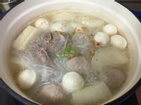 傳統米粉湯(超簡易一鍋煮)