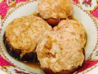 香菇鑲肉-電鍋料理