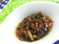 辣炒豆豉蘿蔔乾