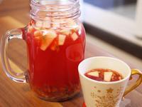 洛神水果茶