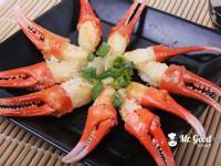 奶香松葉蟹鉗【好好鮮生料理廚房】