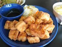 [懷念家鄉味] 蛋酥炸豆腐與自製泡菜