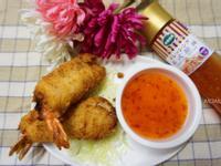 鮮蝦可樂餅~健康廚房