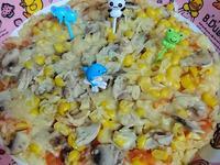 寶寶副食-米pizza