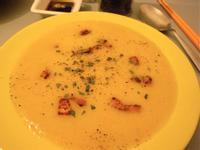 親食甜美。高麗菜濃湯