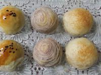蛋黃酥/芋頭酥