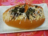 日式炒麵麵包~親子DIY