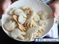 薄脆餅乾(小娃動手做)