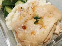 電鍋/微電鍋-超簡單海南雞飯