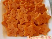 【寶寶甜點】星星地瓜軟餅