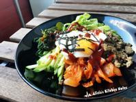 異國風味:韓式拌飯Bibimbap