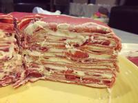 🍓草莓千層蛋糕🍓