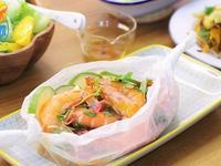 海鮮霸-泰式紙包蝦