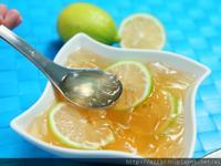 自然香甜檸檬愛玉:純天然純手工純純的愛
