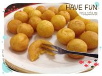 Golden QQ 蛋(地瓜球)