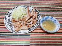 日式香煎豬頸肉
