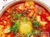 ▶︎韓式!◀︎—嫩豆腐鍋 !簡單在家吃!