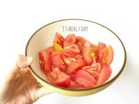 糖浸蕃茄#清新小甜品