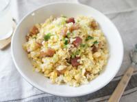 簡單不簡單:培根蛋炒飯