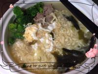 日式牛肉拉麵