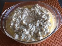 鹹蛋白豆腐蒸肉