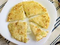 寶副食👶🏼起司蔬菜米蛋餅