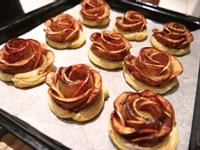 ▶︎烘培食譜◀︎—玫瑰花蘋果派