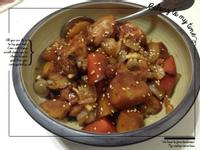 馬鈴薯地瓜燒雞