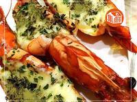 【集鮮屋】焗烤人蔘戰鬥蝦
