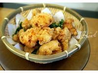 香噴噴鹽酥雞