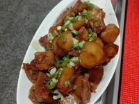 馬鈴薯南瓜燉肉
