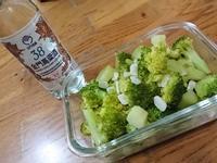 酒蒸花椰菜-38度金門高粱酒