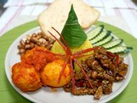 印尼薑黃飯